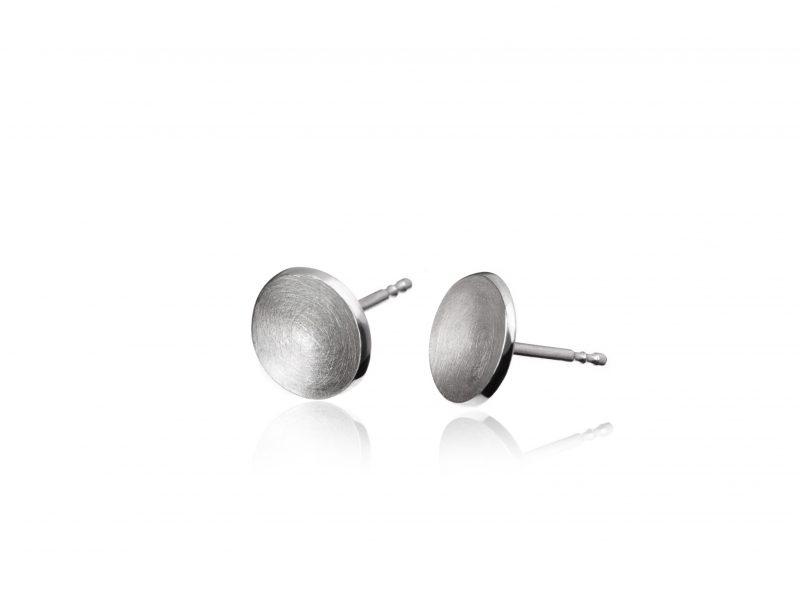 Miniplaneter matt sølv