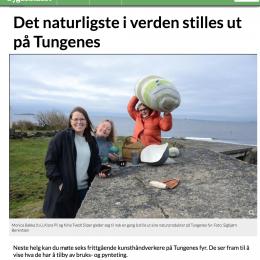 Artikkel i Bygdebladet